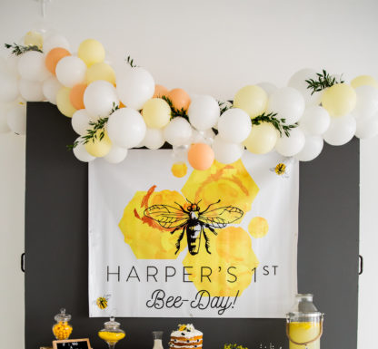 Scarlett Collection Honey Bee Party In A Box