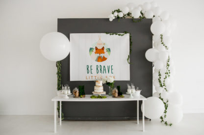 Scarlett Collection My Little Fox Party In A Box