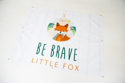 Party In A Box My Little Fox Birthday Party Scarlett Collection