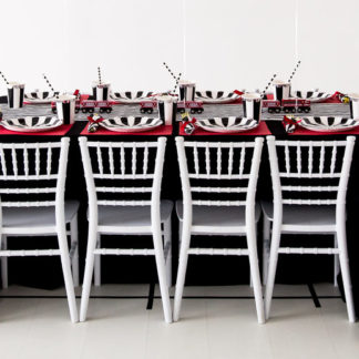Scarlett Collection Train chairs