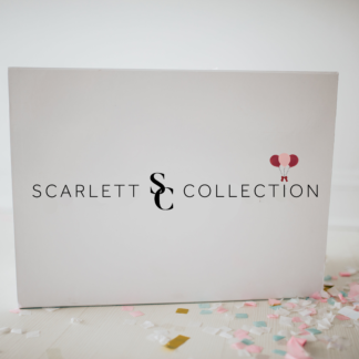Party In A Box Rental Scarlett Collection Party