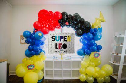 Super Hero Party In Box
